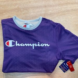CHAMPION REVERSIBLE ATHLETIC T Shirt